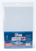 Stix2 Clear Extra Thick Acetate - S57320
